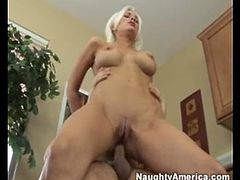 Brandi Edwards ass-fucking whit a Big Cock