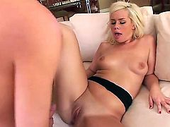Mark Wood, Tara Lynn Foxx & Tony De Sergio banging