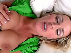 We all know blonde porntar Tanya Tate and the best thing is that she is always in the mood to gag on long hard pricks. You have to check out her round boobs.
