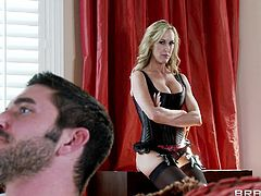 Billy Hart is fucking milf pornstar Brandi Love