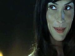 Famke Janssen - House onto Haunted Hill