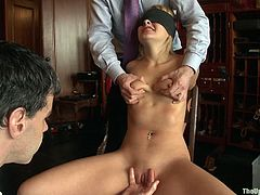 Nothing like a great bondage scene to get your dick hard. For all of you that love BDSM, this is a video that you all will enjoy.