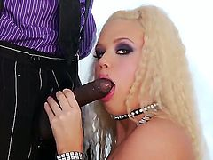 Sex power machine Sean gets powered uo bu ball licking Roxy the anally pounds her butt brutally