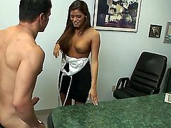 Madelyn Marie gets hardcored