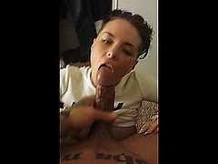 christy mack blowjobs