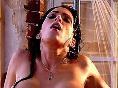 Hello to everyone! This is a crazy and a wild lesbian fuck with fabulous girls named Dylan Ryder and Jessica Jaymes! I am sure that you will like it! So watch and enjoy!