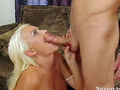 Summer Brielle is a dangerously sexy mom of his best buddy. This horny cougar with gigantic round tits spreads her legs and gets her fuck hole drilled by stiff young cock after cock sucking.