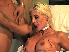 Busty Puma Swede gets dirty fucked at the hospital