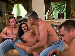 Shalina Divine enjoys another hardcore anal session