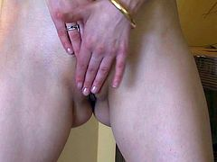 Bree Daniels is s red-haired young cutie with natural tits and tight puss. She gives a closeup of her wet love hole as she plays with herself for the camera. Watch Bree Daniels finger her love box.