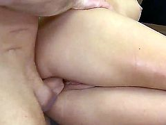 Lexxxi Lowe with smooth cunt makes her sex dreams a come true with her hard cocked bang buddy John Strong