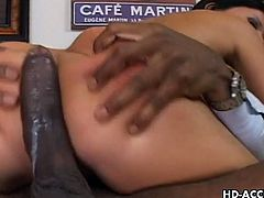 See the perverse and kinky raven-haired milf Kendra Secrets as she gets banged balls deep by a black stud in this sexy hd video provided by Matures HD. She loves squeezing that cock with her tight pussy.