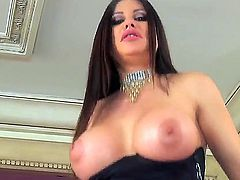 Sheila Marie enjoys only hardcore fucking and only all holes penetration actions