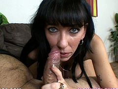 This playful and petite brunette Alia Janine gets naked and starts making out with her lover. He tapes it all on his camcorder and shares with us!