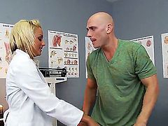 Johnny Sins has unforgettable sex with Briana Blair