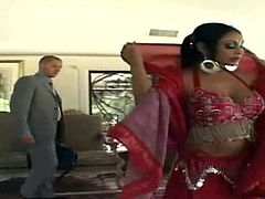 She is a gorgeous slut with amazing shapes and curves. Fabulous Priya Rai is the best Indian porn star and here she is pleasing a white man with huge dick!