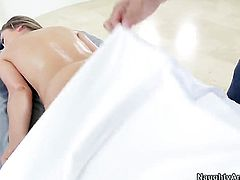 Kristina Rose with phat ass gets her bush stretched by rock solid boner of Mick Blue