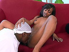 hot black evony babe getting ducked
