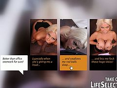 Check out the fun black guy is having with these three amazingly hot babes,He started with Bridgette by playing and fucking her huge titties,Jayden with her bouncy butt and finally Anissa Kate with her wild skills,Enjoy!