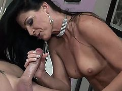Delicious gal India Summer wants this hardcore anal session to last forever