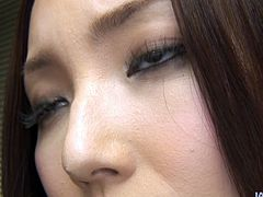 Astonishing Japanese babe is having a medical examination. She takes off her clothes demonstrating her mind-taking body in steamy sex video by Jav HD.