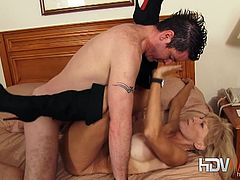 Cam ray gets fucked by a younger stud