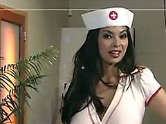 Tera Patrick blowjob hot nurse