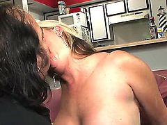 Joclyn Stone gets boned by Ron Jeremy