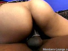 That delicious ass of hers drives me insane! Bodacious Indian seductress shows us how horny she can be when she takes part in orgy. She gets her juicy muff filled with pretty big cock but she has one more prick to handle.