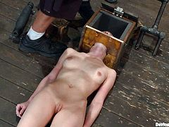 A couple of cuties gets fucking fisted in this kinky-ass motherfucking BDSM scene right here, hit play and check it out!