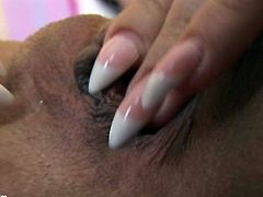 Throbbing Pulsating Clit Close Up