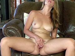 Naled brown haired babe Shae Snow spreads her long legs to play with her trimmed pussy in front of you. She demonstrates her big clit as she masturbates. Watch Shae Snow have fun alone.