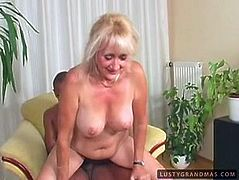 Cum addicted pale and fat old whore presented in 21 Sextury xxx clip is surely a great pro in sucking a dick. Spoiled bitch with huge ass and droopy big tits won't let the dude leave her till she rides his strong fresh cock for orgasm.