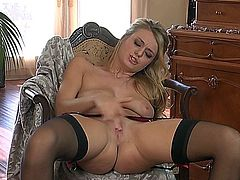 Blonde princess getting fucked