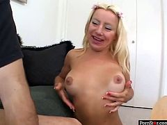 Dirty Milf Barbi pleases cock like nobody else before