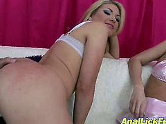 Hot babes Jennifer Dark and Aubrey Addams are ready for a threesome