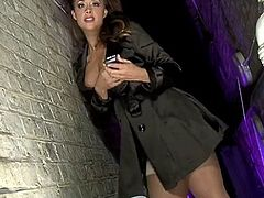 Chanel Preston S66 alley way