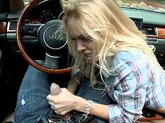 that's not the gear shifter babe
