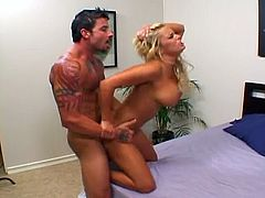 Watch the nasty blonde slut Shyla Stylez getting her cunt munched and pounded into kingdom come in this breathtaking free sex video. Once she starts, there's no stopping her!