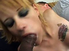 Sensuous Preggio made love And orgasmed onto A 3 some