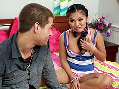asian teen likes it hard @ too big for teens #13