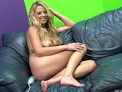 She is gorgeous babe with a perfect body and just waiting in the couch without wearing anything for her guy to come. She climbs on him and gets her shaved cunt eaten continuously. Then he just paused to wear a condom and the action is again ON as he fucks her cum asking vagina with much happiness.