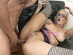 Stacy Silver fucked from behind