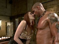 Hey, Bob, you don't even imagine what Maitresse Madeline is going to do to you! Hot BDSM femdom with a sizzling mistress Maitresse!