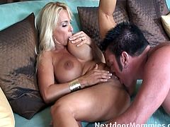 Monster tits momma holly halston drilled
