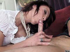 Sonny Hicks is horny as hell and cant wait any more to drill extremely horny Kodi Gambles mouth