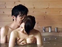 Japanese lady is amazing at hot sex