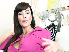 Dana Vespoli and Lisa Ann are two dykes that have sex for the camera with wild passion
