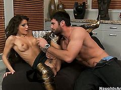 Charles Dera has a good time fucking Jenni Lee