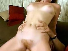 What a slutty siren Cherry Poppens is! She loves making amateur scenes with her participation! Check out how she fucks!